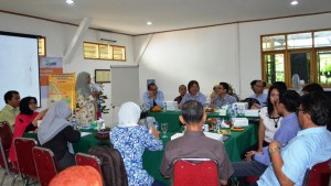 InSWA Focus Group on Waste to Energy in Low and Middle Income Countries, Jakarta, 5 November 2014